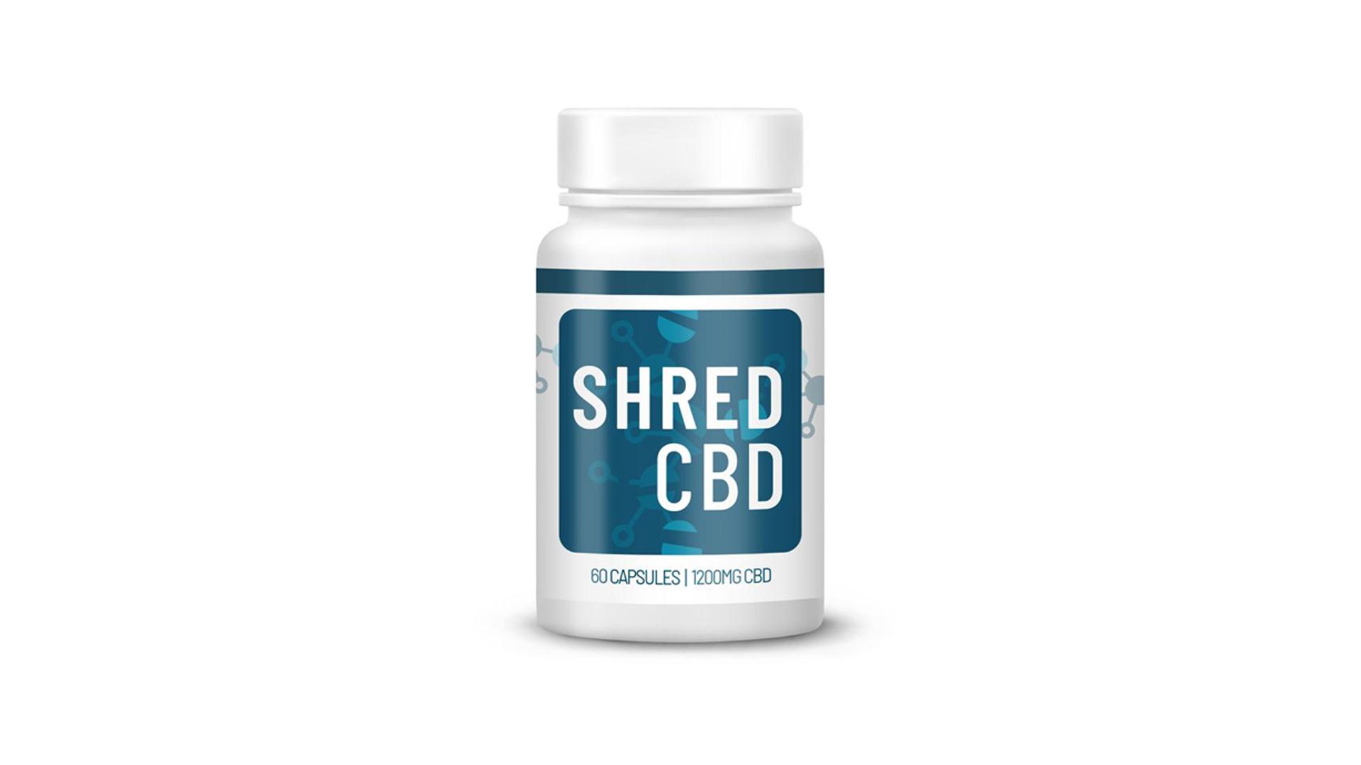 Shred CBD fat burner