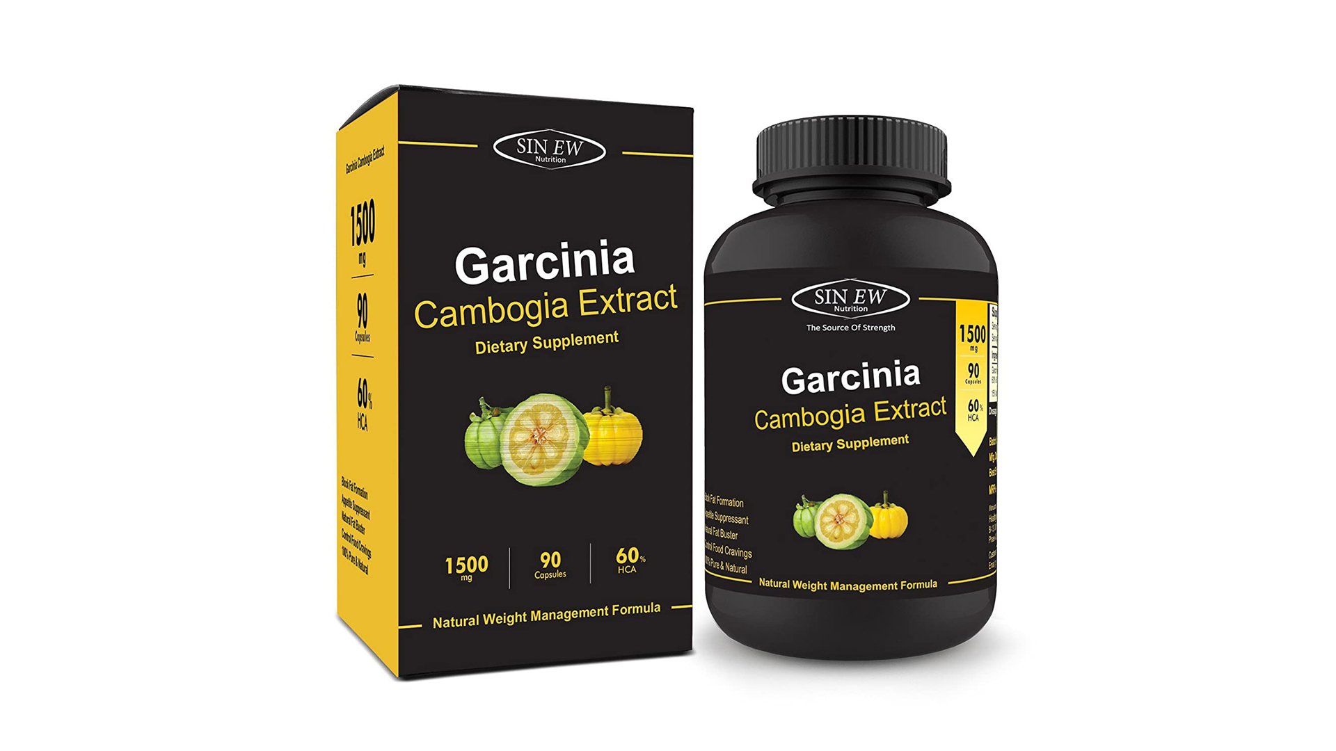 Sinew Nutrition Garcinia Cambogia Extract