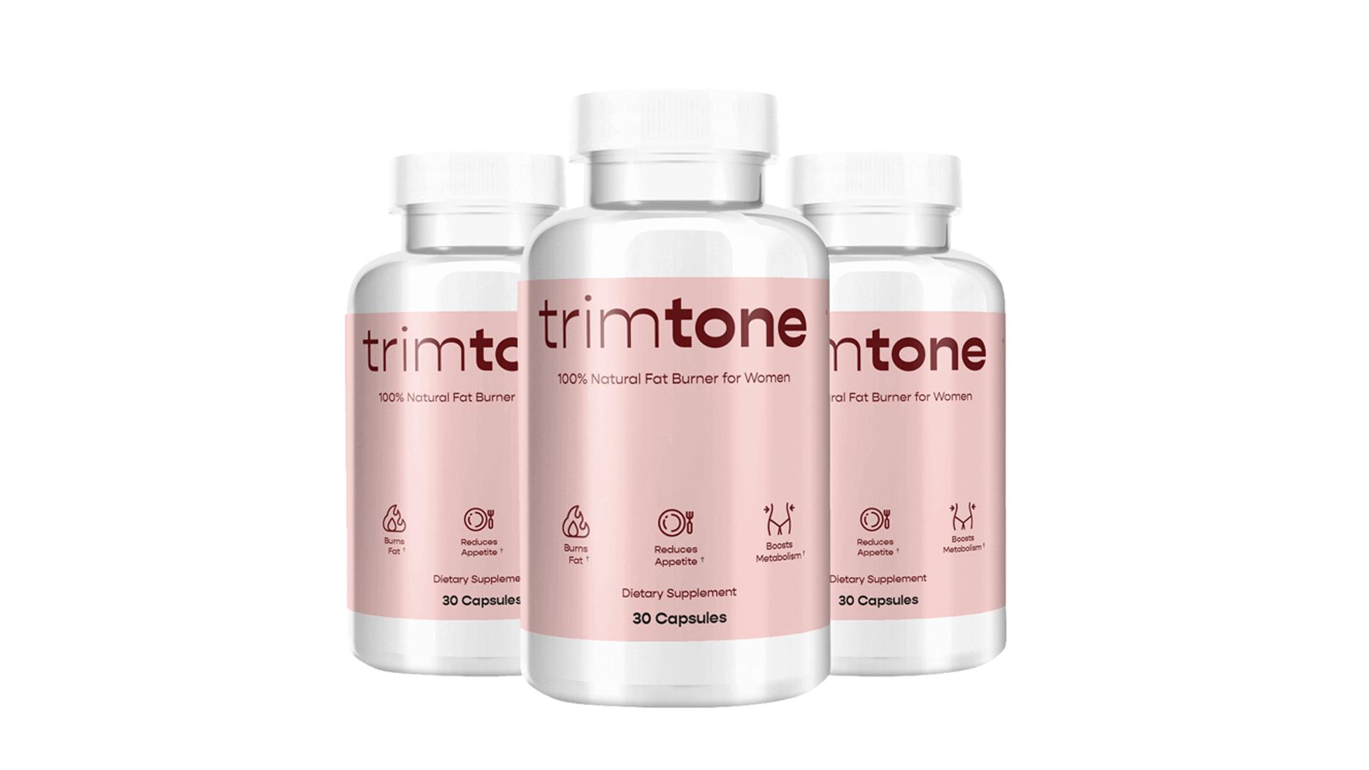 TrimTonethermogenic fat burner