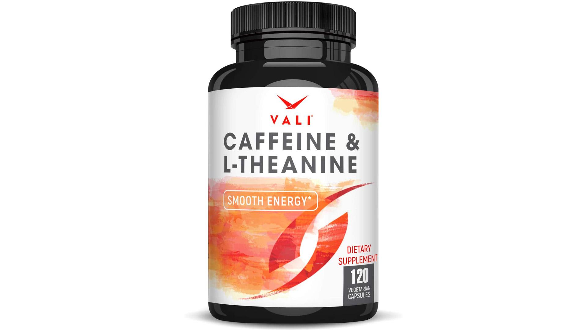 Vali Caffeine & L-Theanine