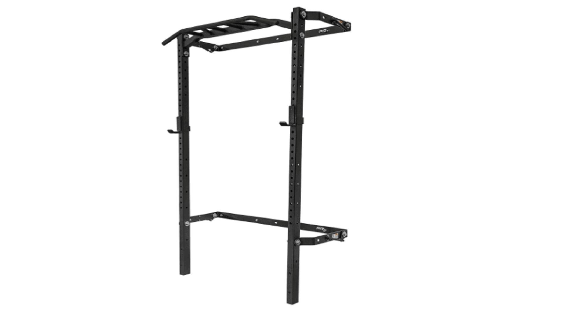 kipping bar profile squat rack
