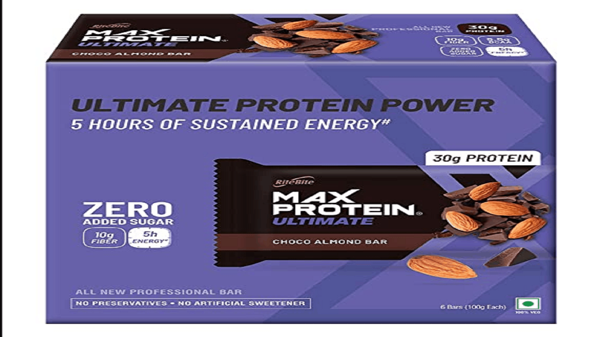 max protein bar