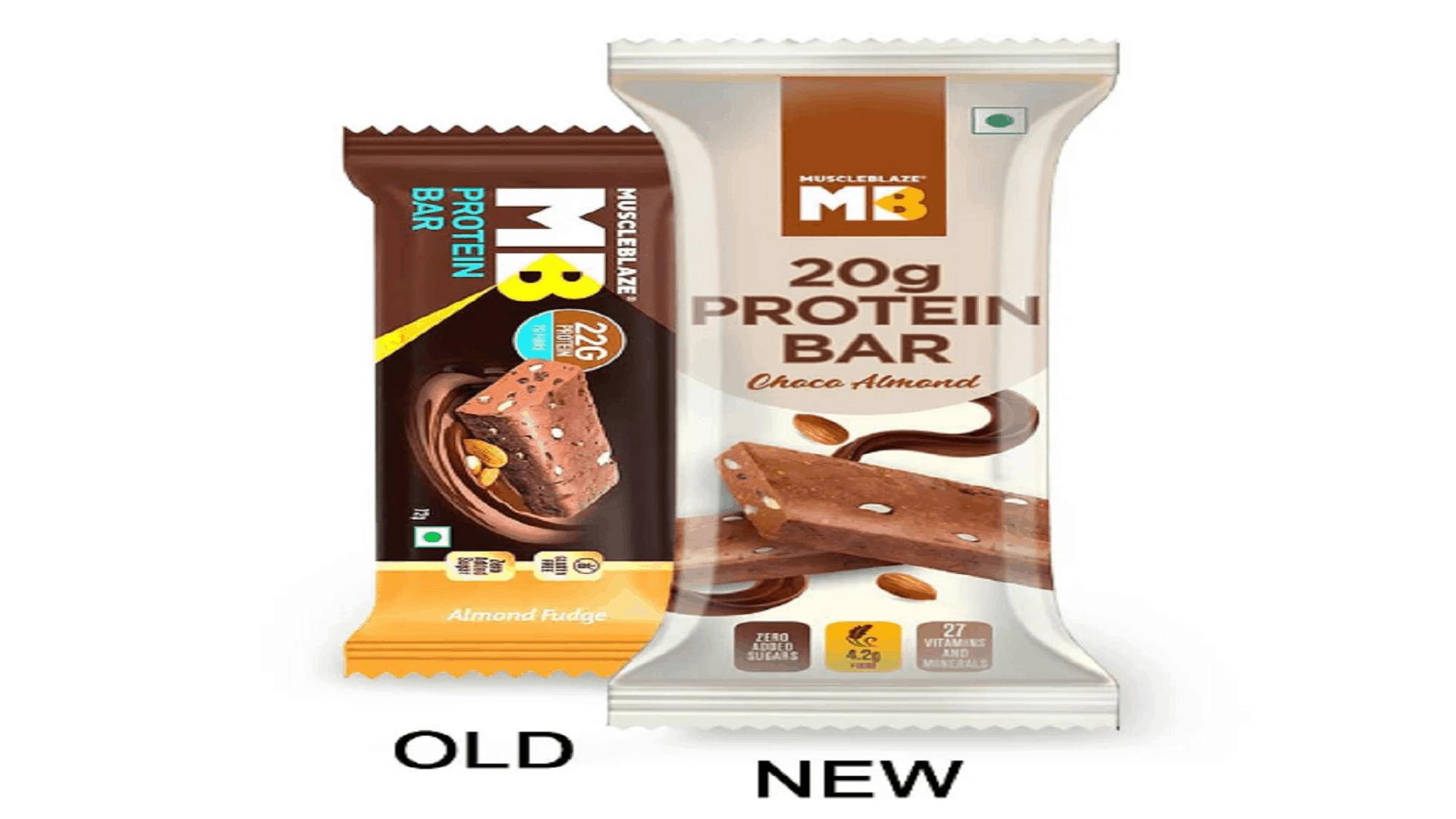 muscleblaze proteinbar
