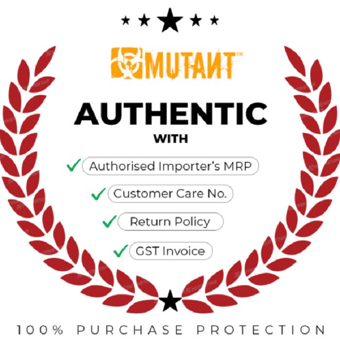 mutant's authenticity