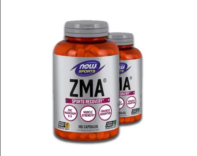 now sports nutrition – zma