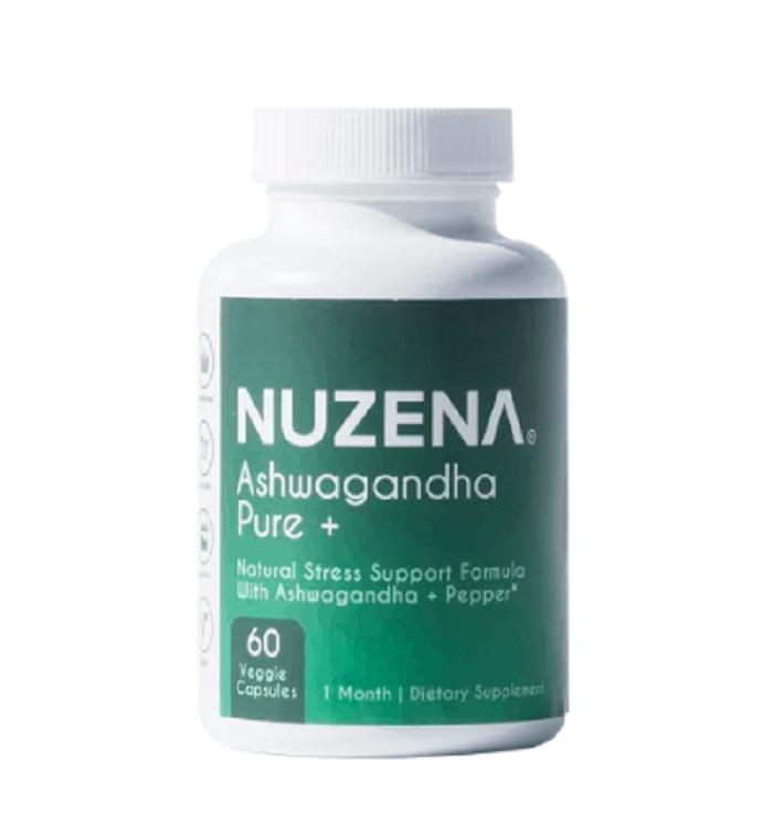 nuzena ashwagandha pure+
