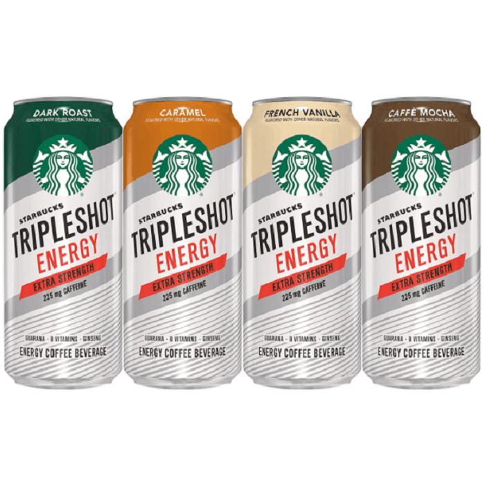 Starbucks triple shot