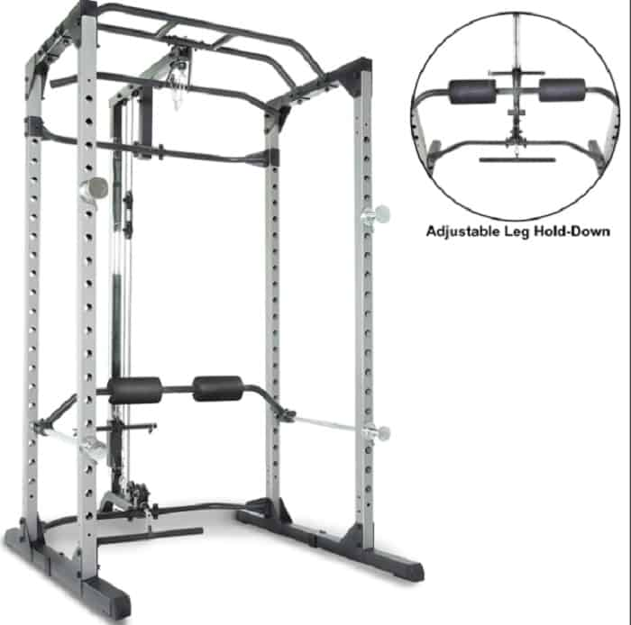 super max power cage fitness reality 810 xlt