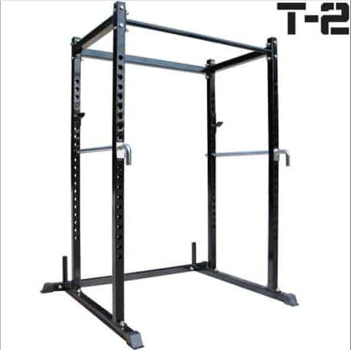 titan t-2 deadlift cage series