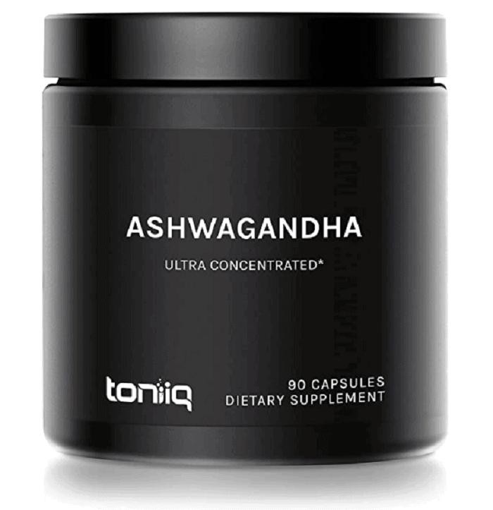 toniq ultra-high-strength ashwagandha