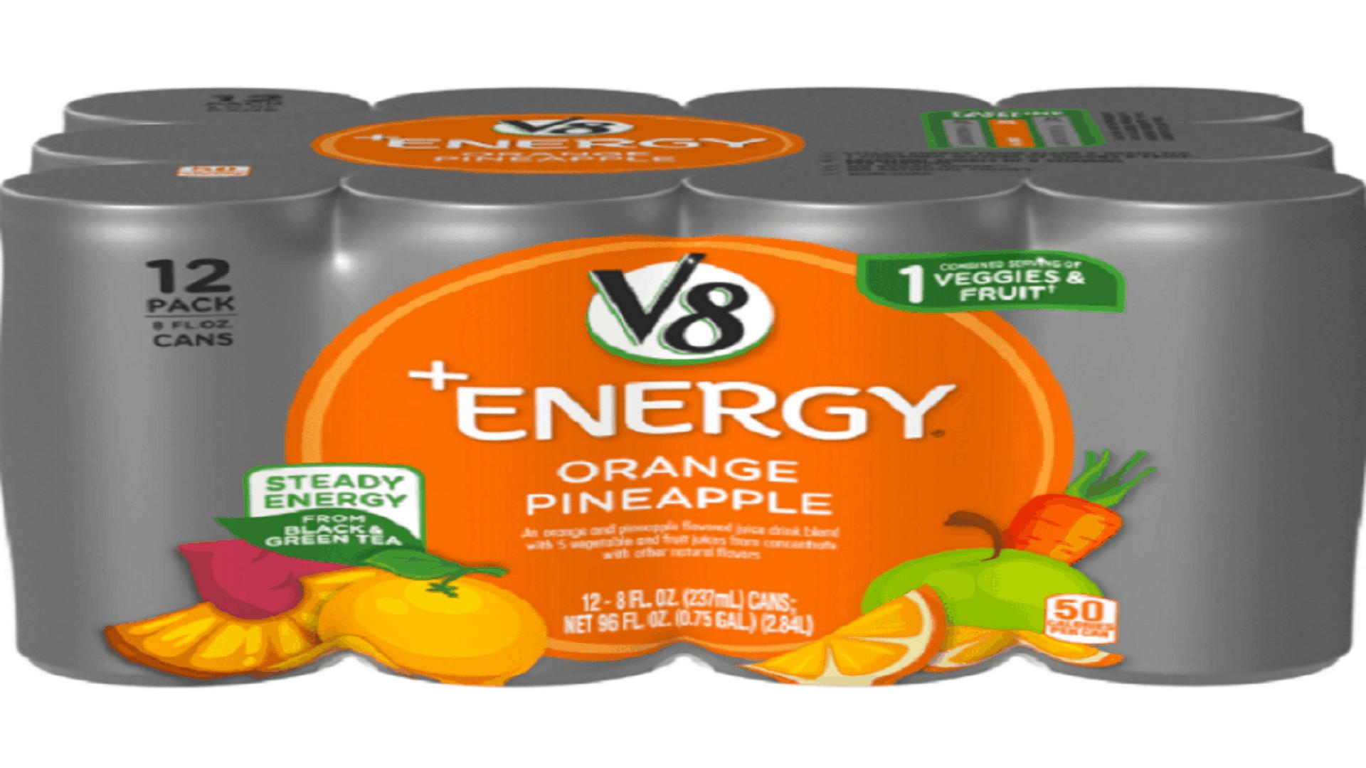 v8 energy drink
