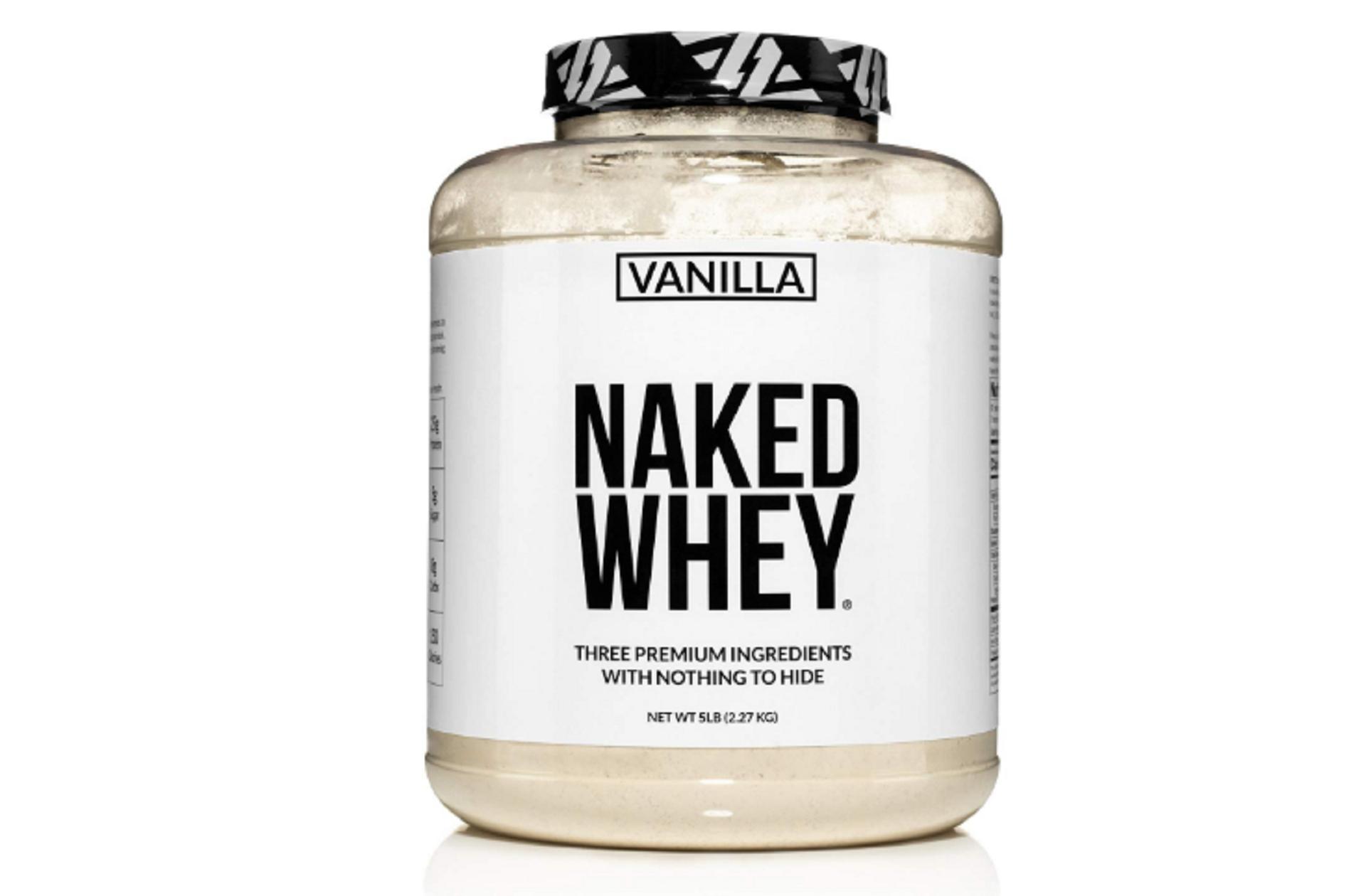 less naked whey vanilla protein
