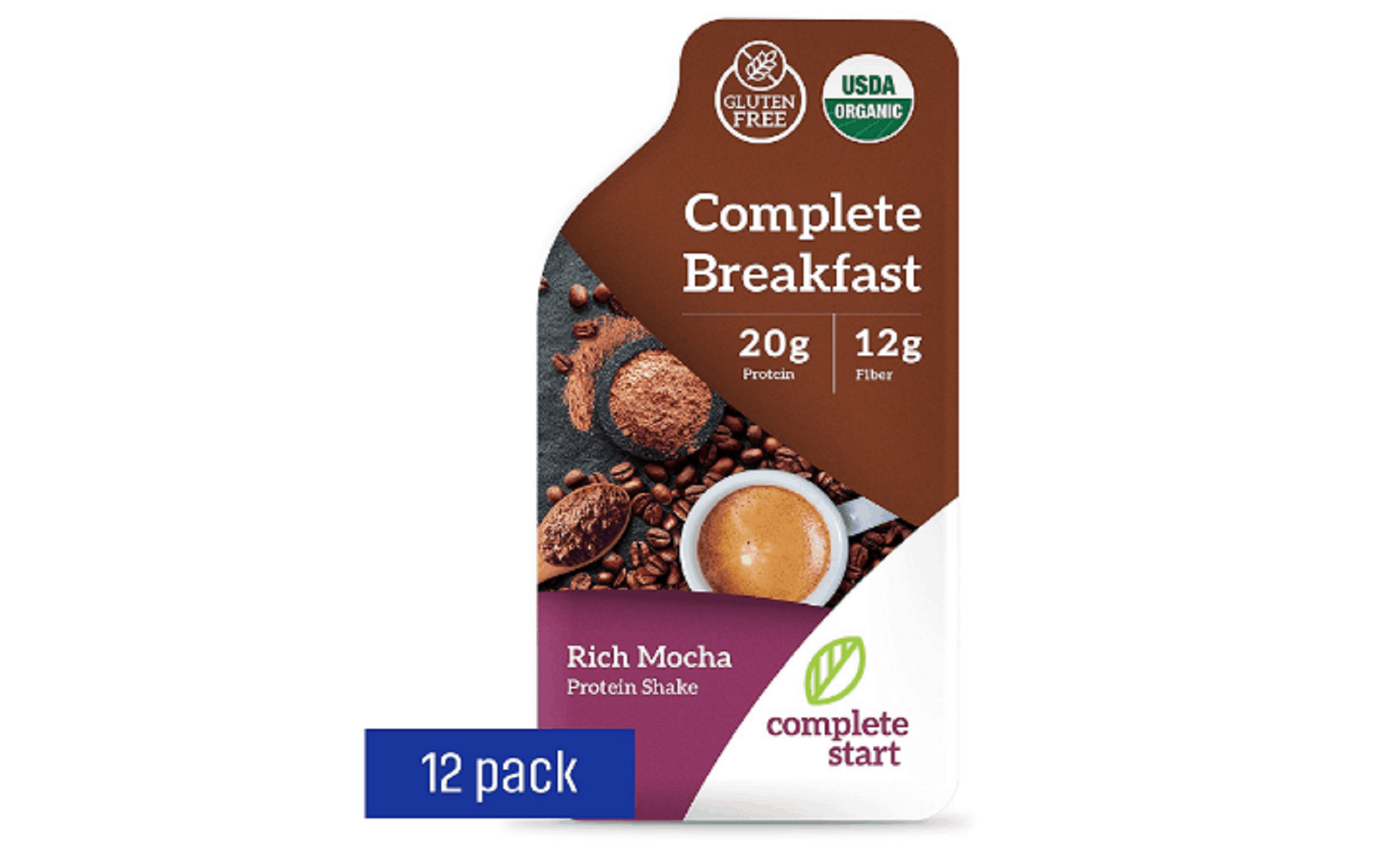 complete start meal replacement shake