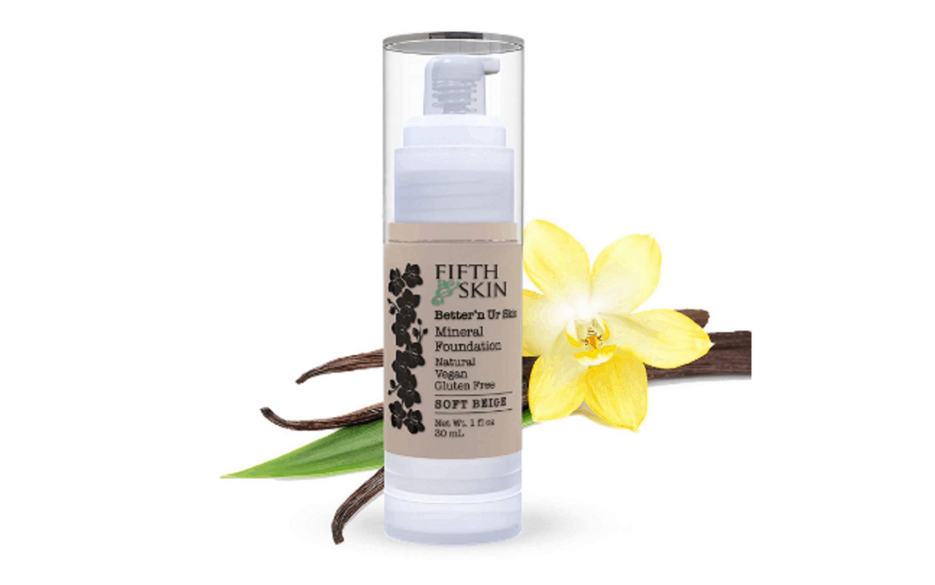fifth & skin better'n ur skin mineral foundation