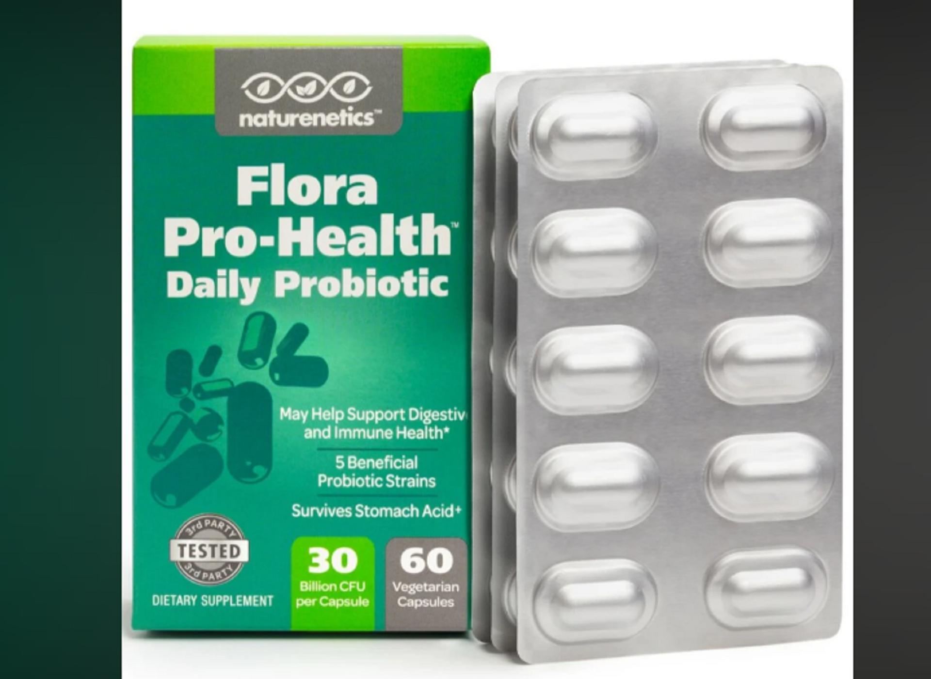 flora pro-health probiotic