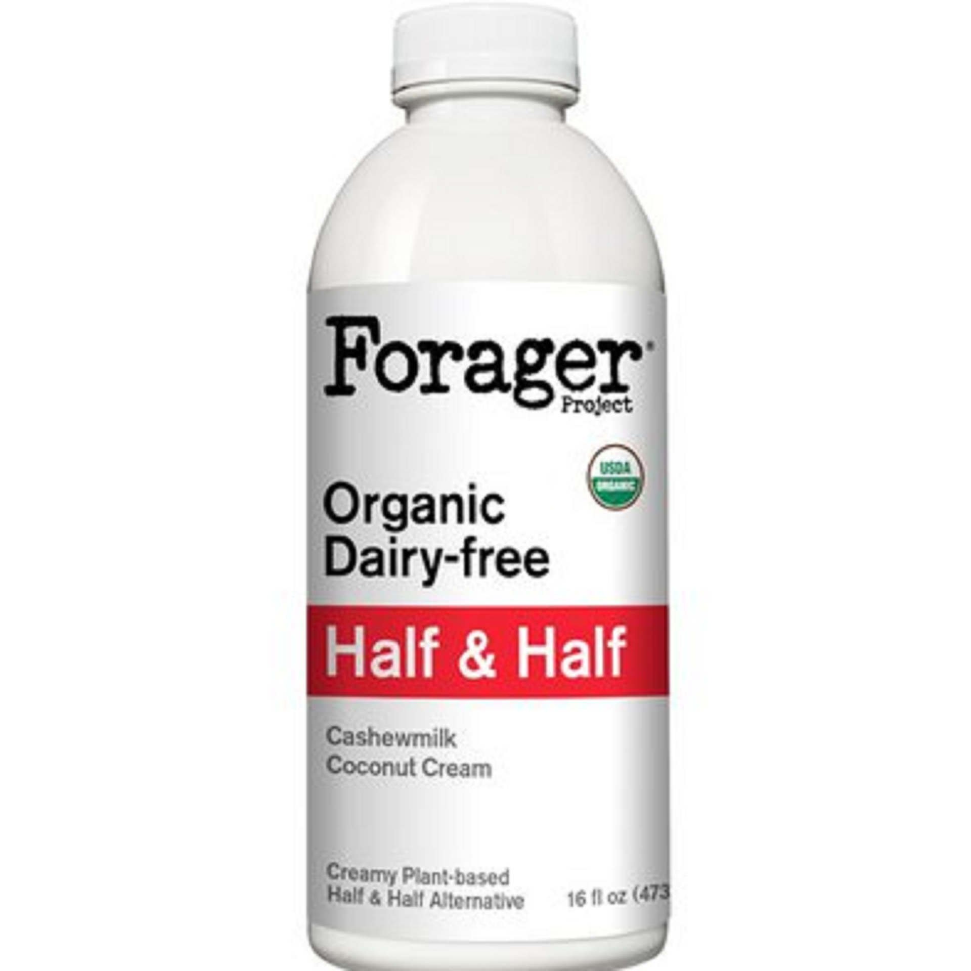 forager coffee creamer