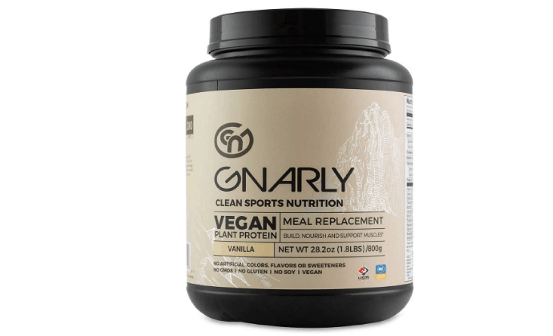 gnarly meal replacement shake