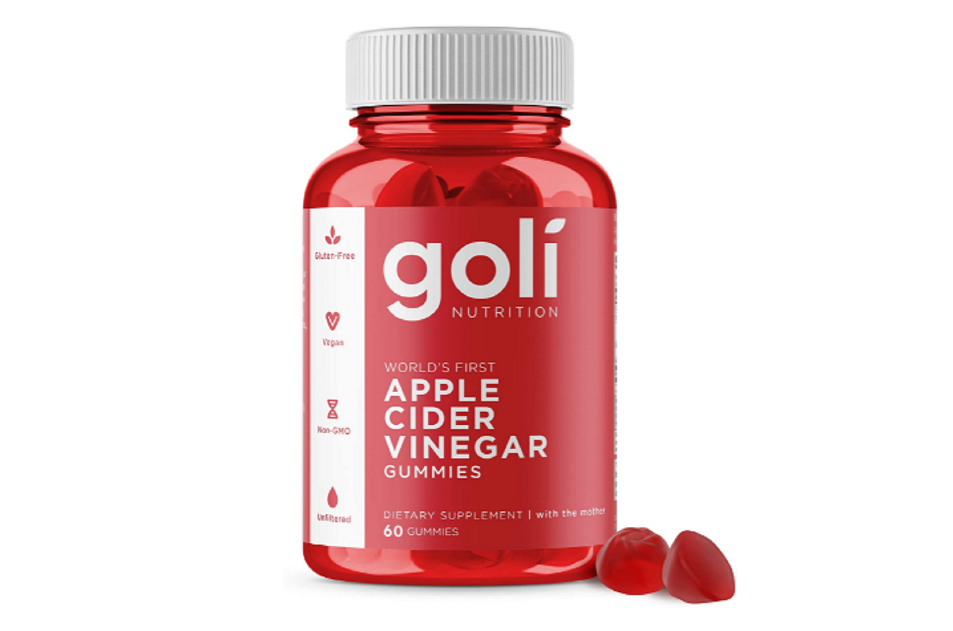 goli nutrition apple cider vinegar gummies