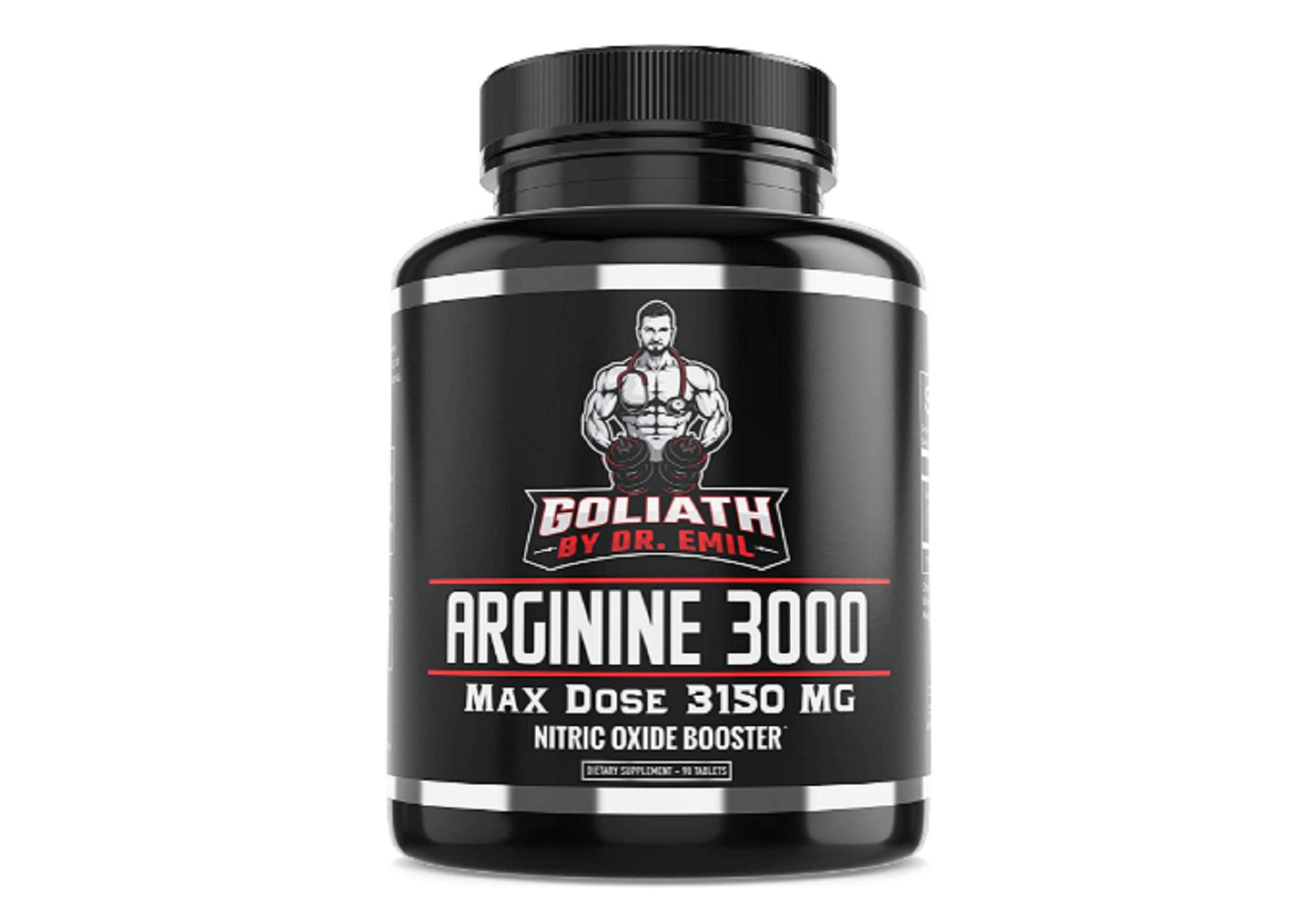 goliath nitric oxide booster