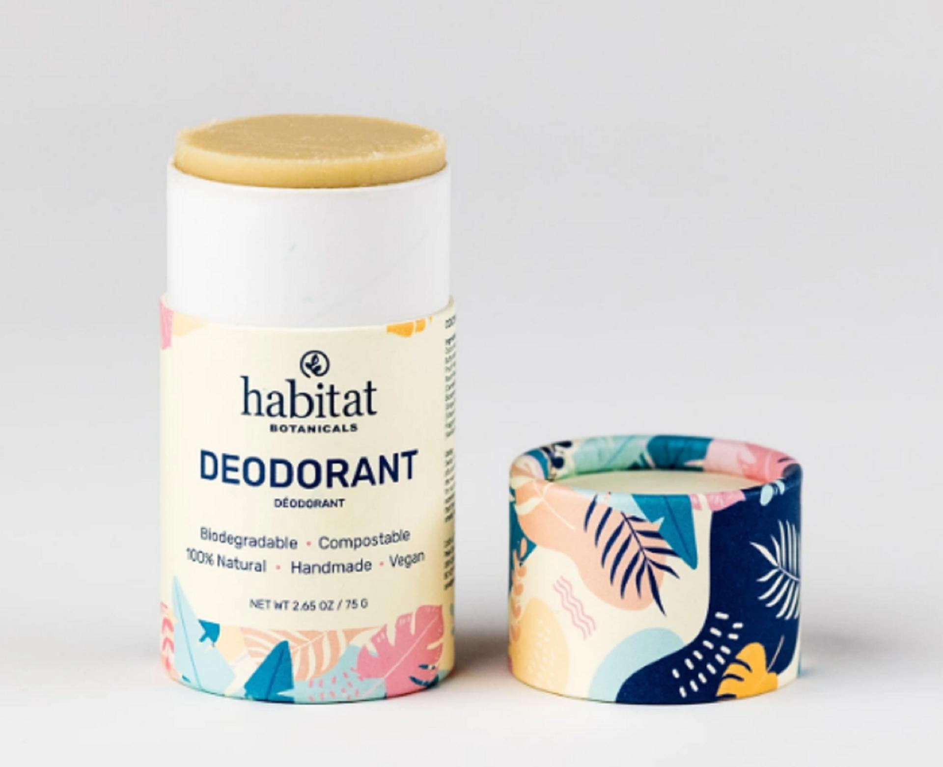 habitat botanicals deodorant