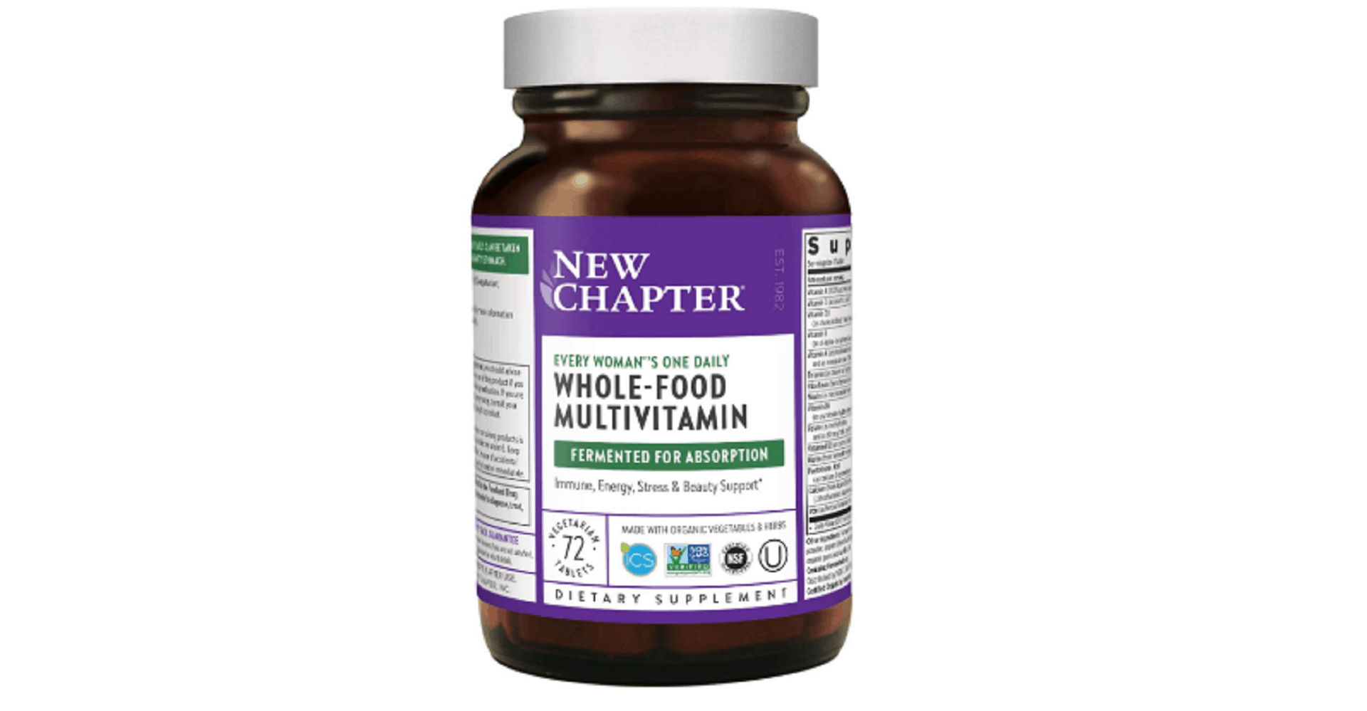 new chapter whole food multivitamin