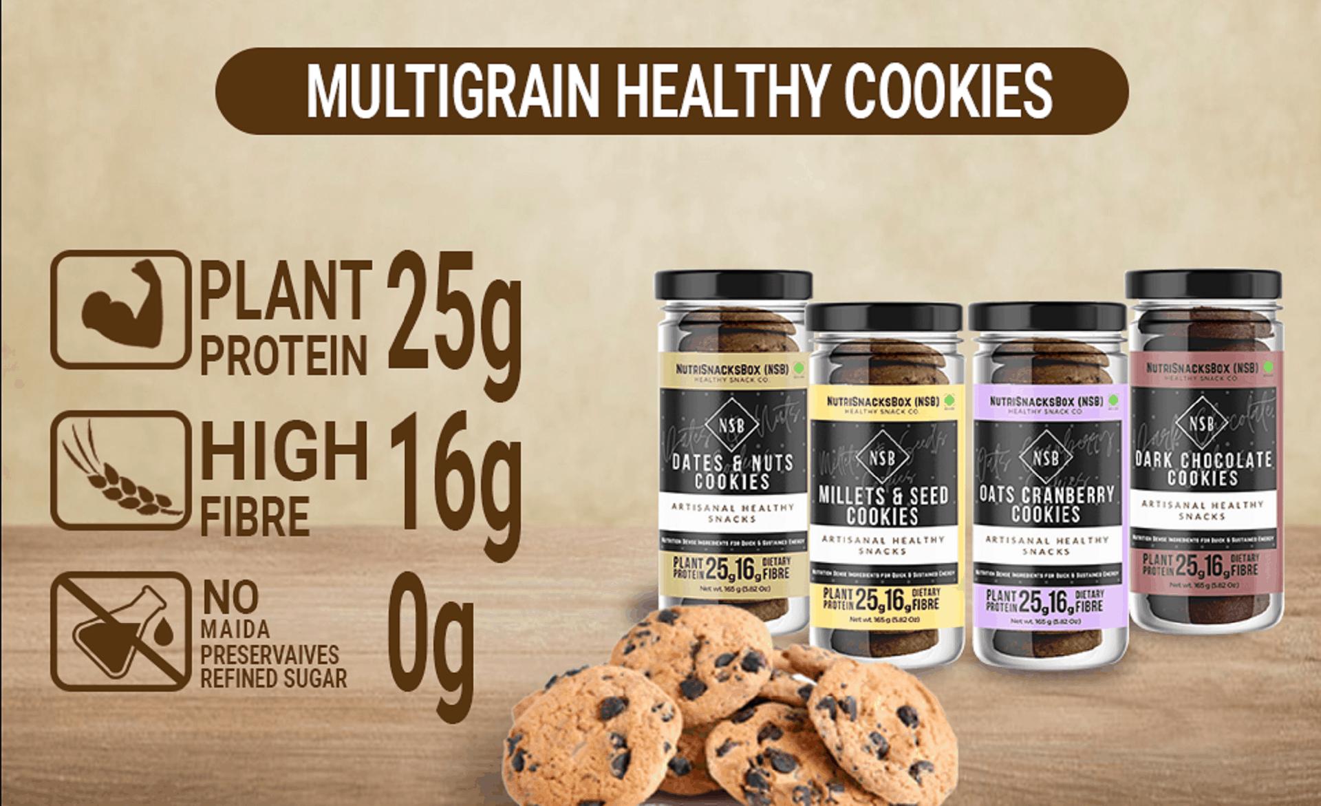 nutrisnacksbox vegan cookies