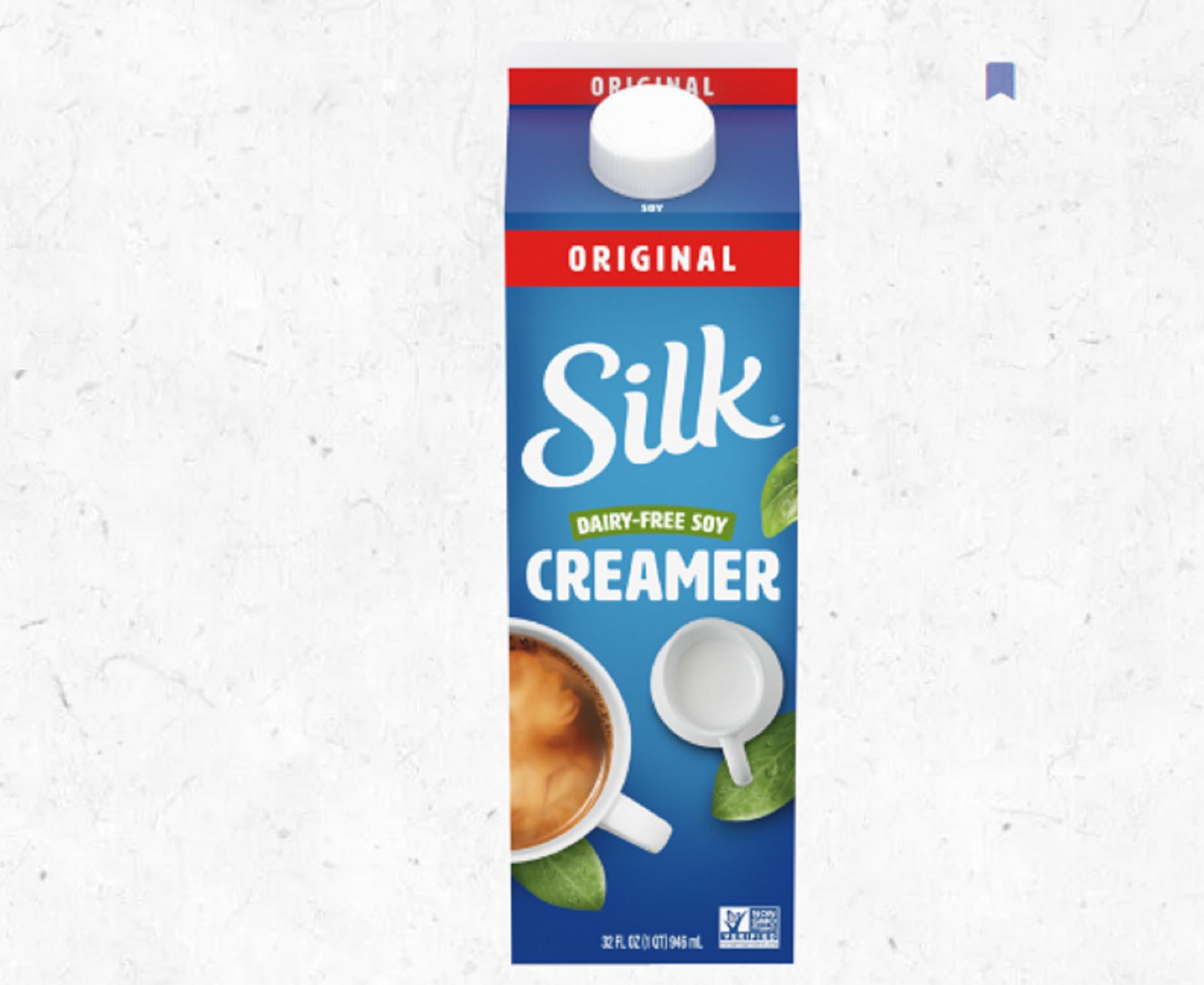 silk soy creamer