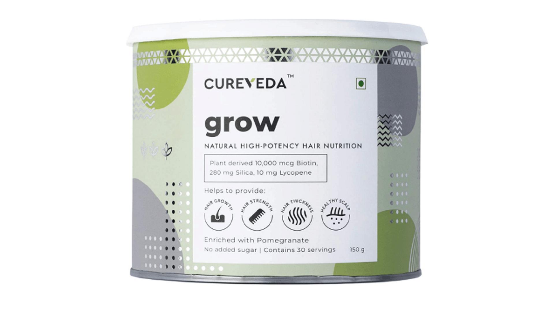 grow cureveda