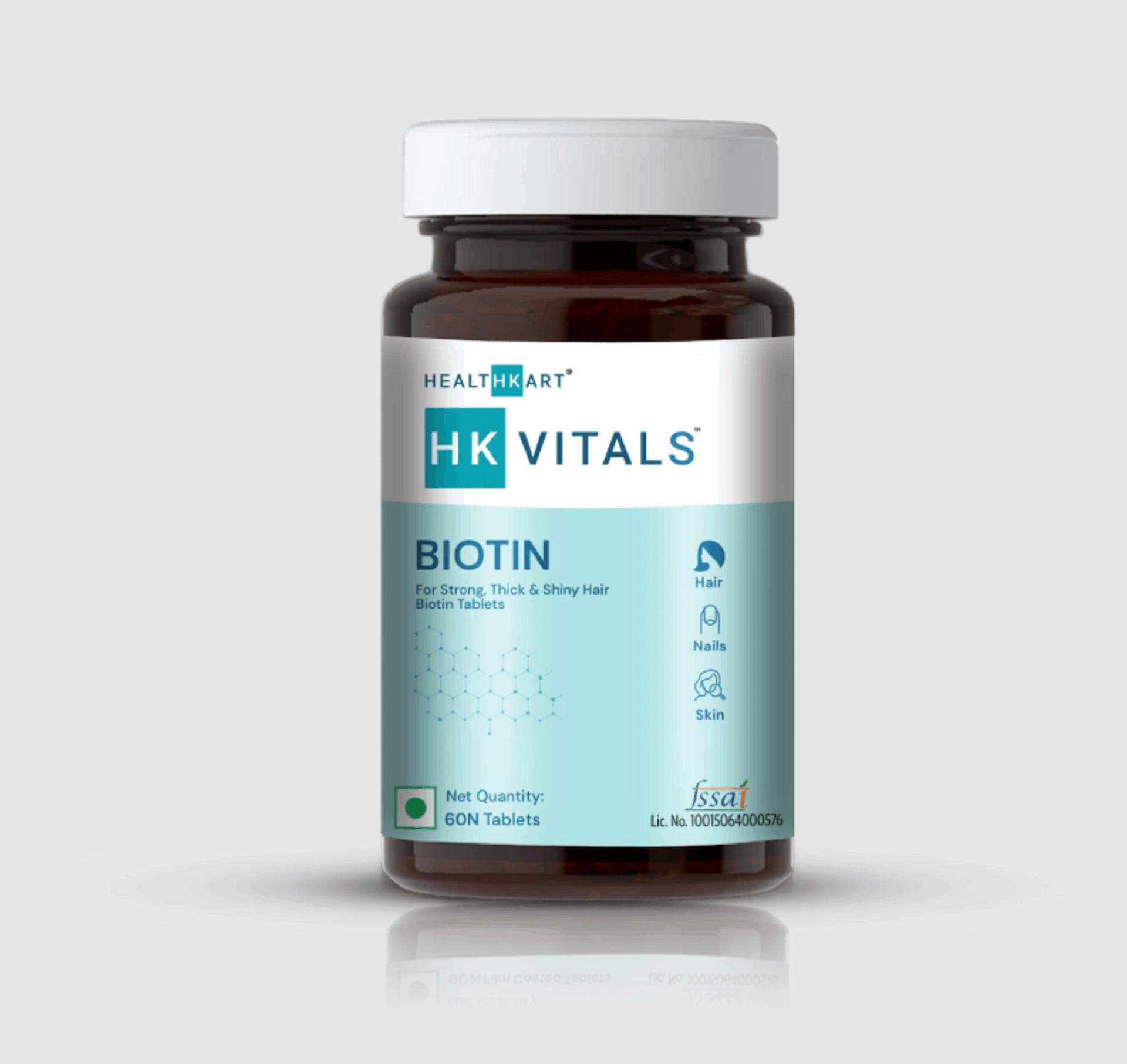 HK biotin