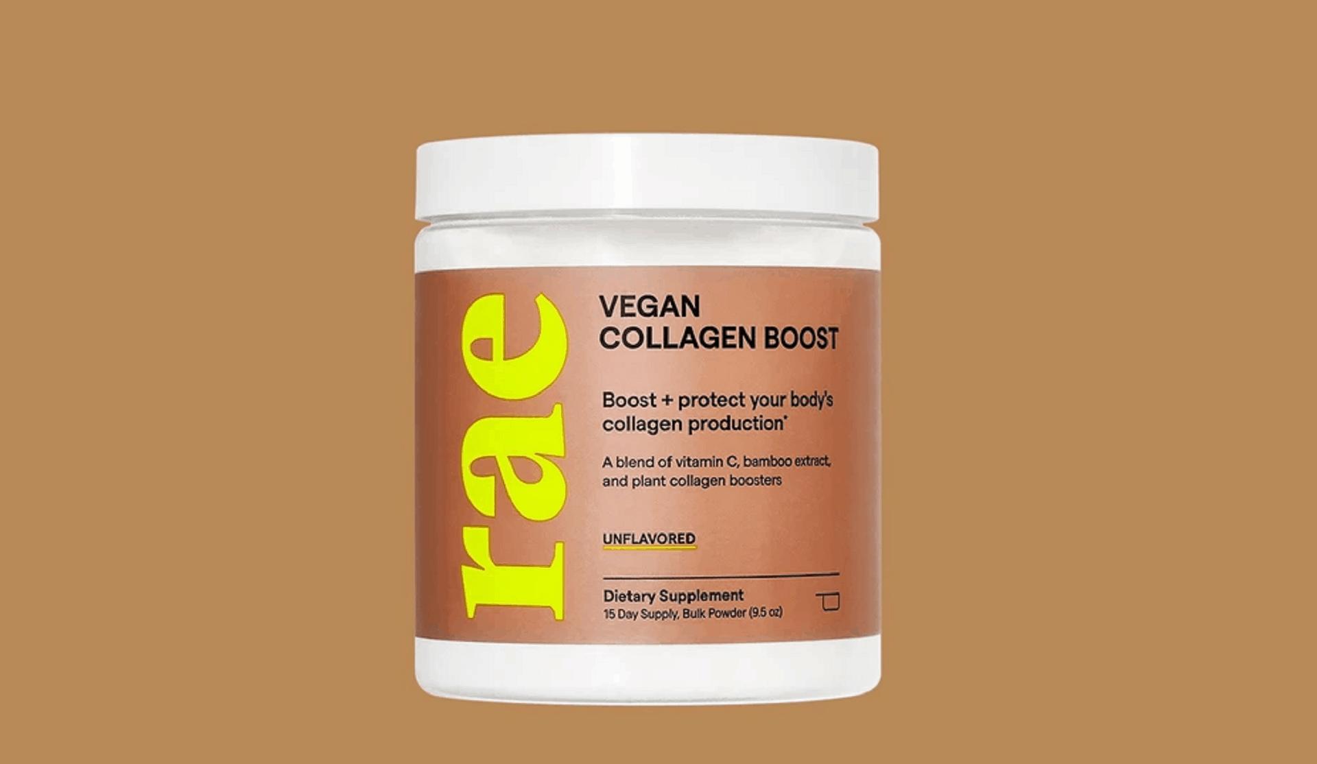 vegan rae
